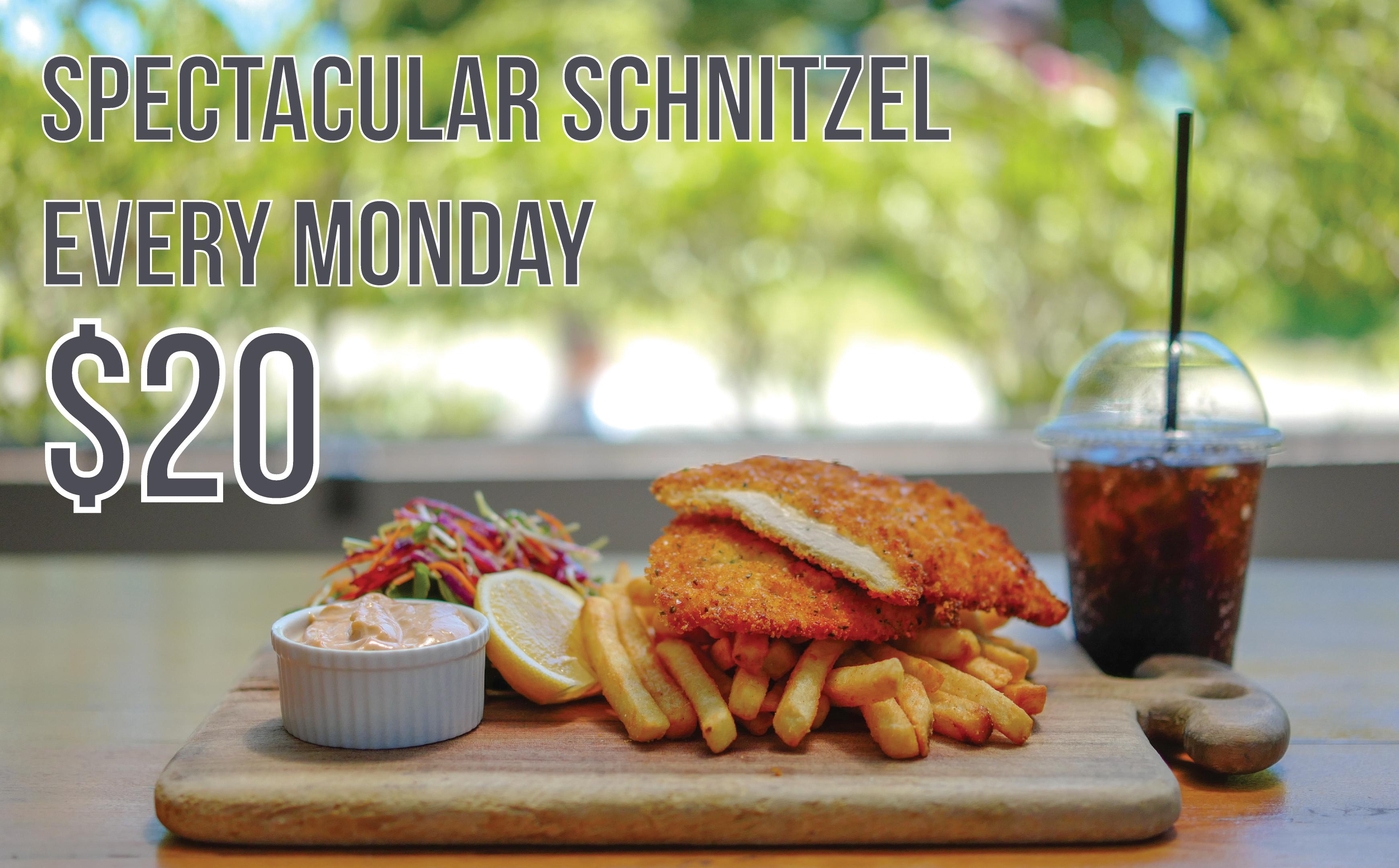 Monday Schnitzel