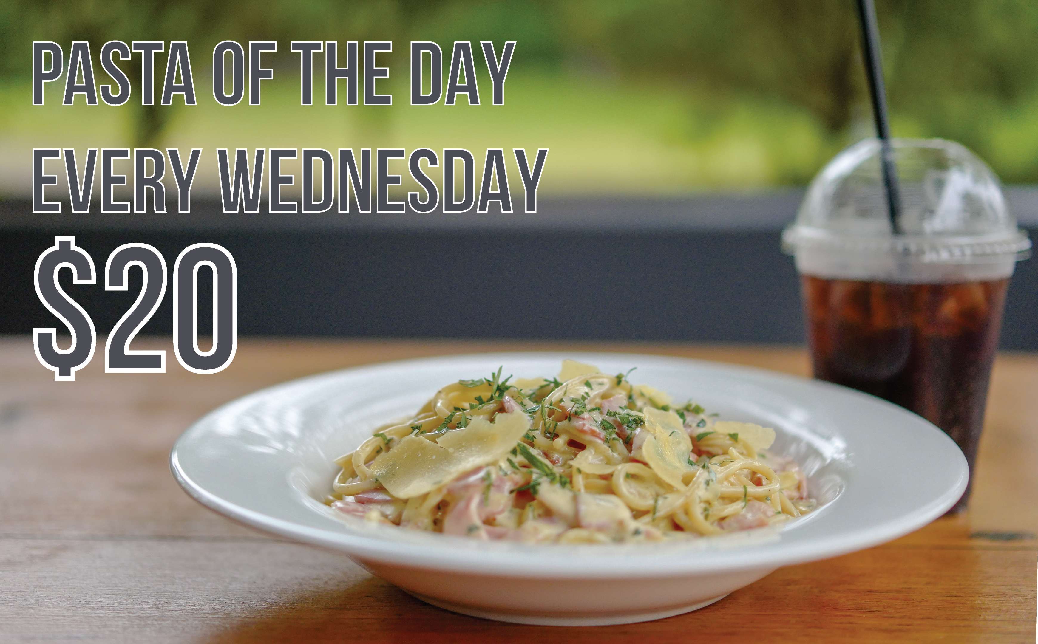 Pasta of The Day